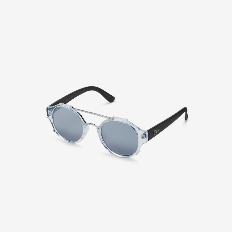 Picture of Pink Transparent Sunglasses