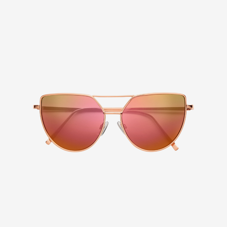 Picture of Rose Gold Sunglasses
