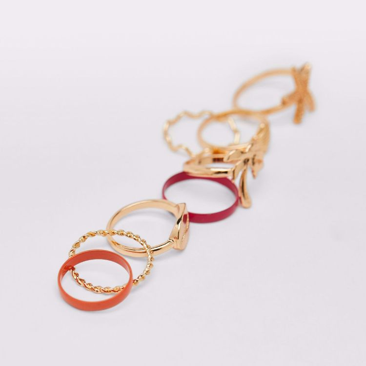 Picture of Golden Rings