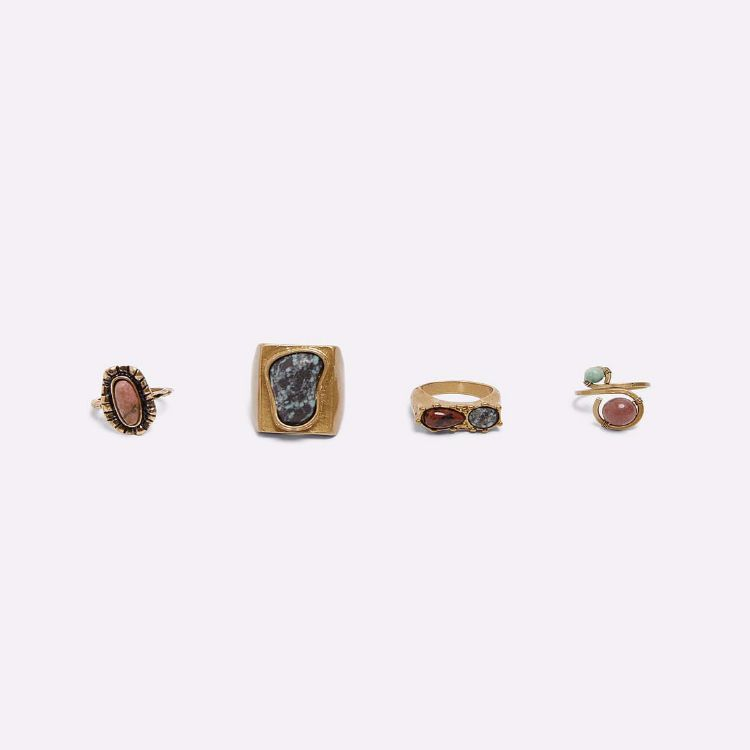 Picture of Gemstone Rings