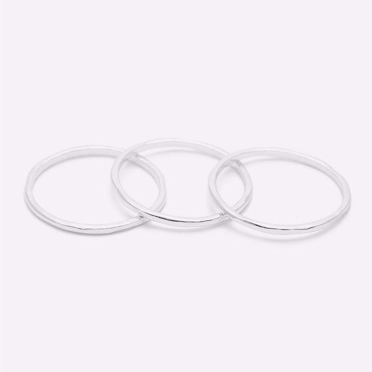 Picture of Platinum Rings